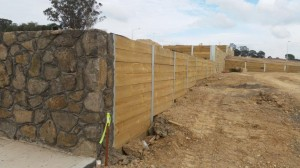 Timber retaining wall services melbourne (1)