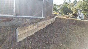 Timber retaining wall services melbourne (13)