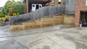Timber retaining wall services melbourne (23)