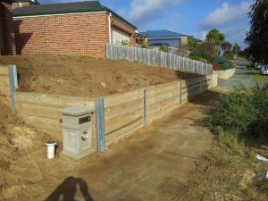 Timber retaining wall services melbourne (4)
