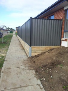 Timber retaining wall services melbourne (5)
